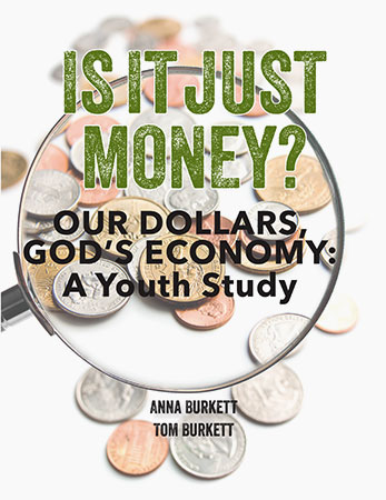 Youth study: Is it just money?
